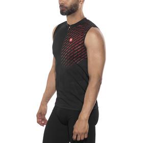 Compressport Trail Running Postural Hardloopshirt zonder mouwen Heren zwart